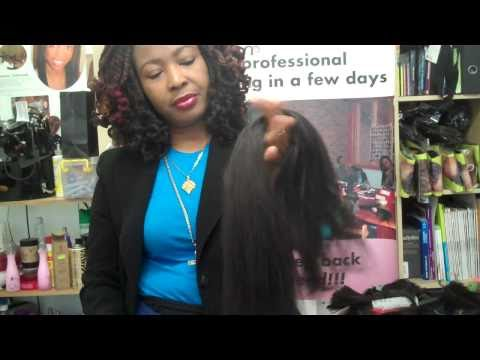Crochet Braids Gone Wrong : Pulling & Preparing Xpressions /Kanekalon Extensions for natural ...
