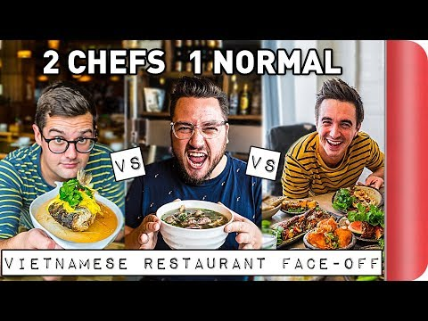 Vietnamese Restaurant FACE-OFF!