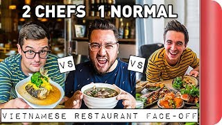 Vietnamese Restaurant FACE-OFF!