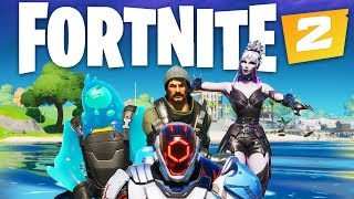 Fortnite 2 is 10/10