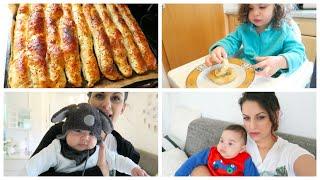 Everyday life: Esila liebt es einfach zu essen | Filizzz