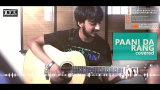 Pani Da Rang Vekh Ke | Vicky Donor | Live Guitar Version | Full Song Cover Note by Devansh Khetrapal