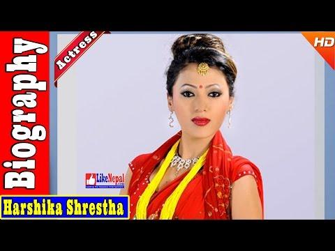 Harshika Shrestha - Nepali Actress Biography Video, Movie