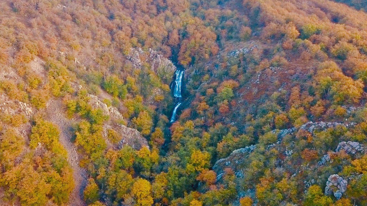 Aveyron Autumn 🍂 [drone 4K] 🚁