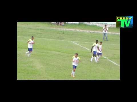 RESUMEN DEL CLASICO FRONTERIZO REAL FRONTERA VS UREÑA SC 1X2