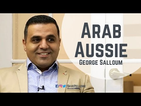 Being An Arab Aussie and How Things Changed After Nine Eleven - with George Salloum and Dave Pellowe