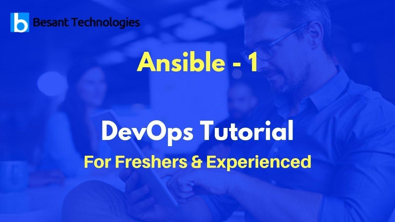 Ansible - 1 | DevOps Tutorial For Beginners