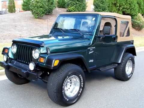 look jeep wrangler tj lifted super nice youtube. Black Bedroom Furniture Sets. Home Design Ideas