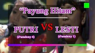 Video Payung Hitam-Putri Da4 VS Lesti Da1 #manakah pilihan anda?? download MP3, 3GP, MP4, WEBM, AVI, FLV Agustus 2017