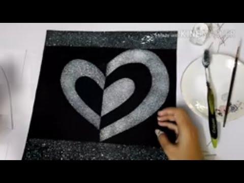 Diy wall decor | Spray painting…