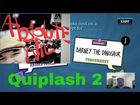 Absolutenill Streams Quiplash 2 Jackbox Games  040220  