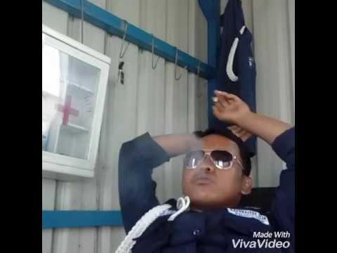 Andra respati gadih Minang versi security