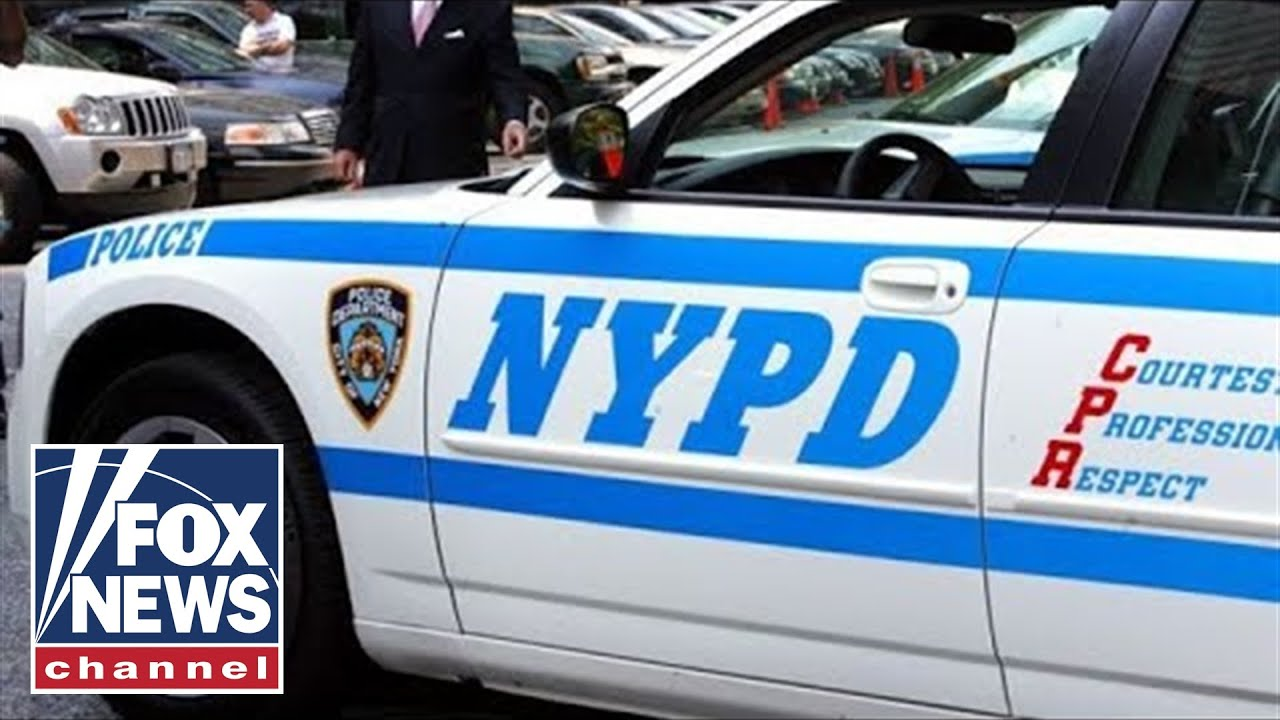 War on cops reaches new low as milk is hurled at NYPD officer