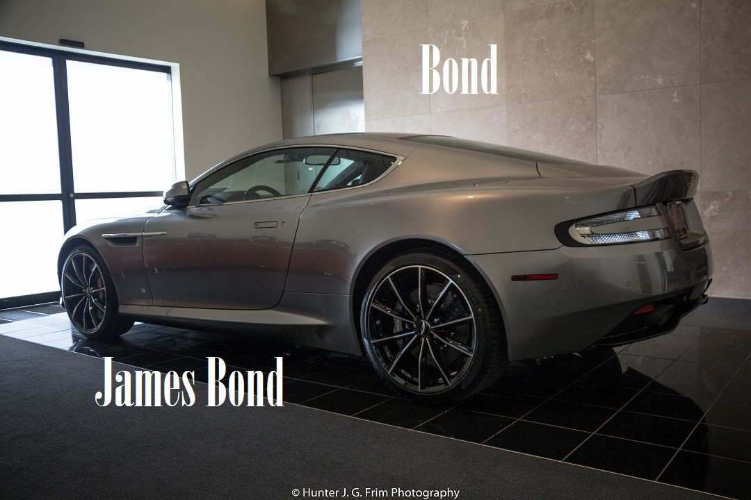 2016 aston martin db9 gt 007 james bond edition #57 of 150! - youtube