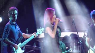 #YengAtLNU: Yeng Constantino singing