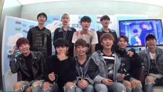 Download Video [ENGSUB] 161119 UP10TION White Night 5 Minute Delay MP3 3GP MP4