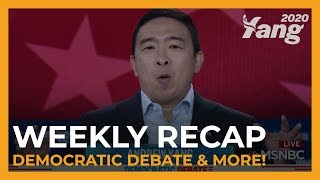 Andrew Yang - Weekly Recap 11/24/19