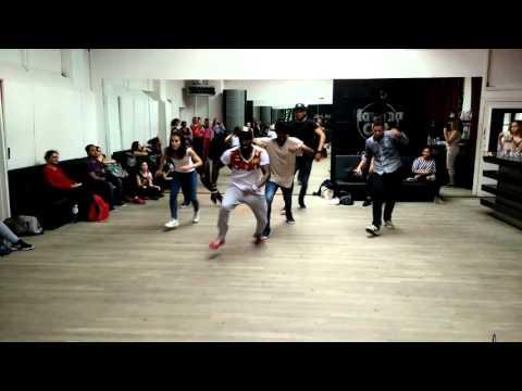 Amsterdam Kizomba Festival 201510 - Donald Wilson - Afrobeats