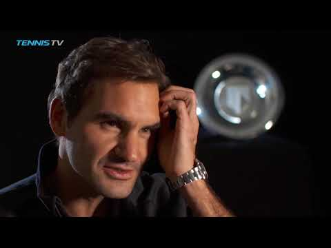 Roger Federer speaks ahead of No.1 chase in Rotterdam
