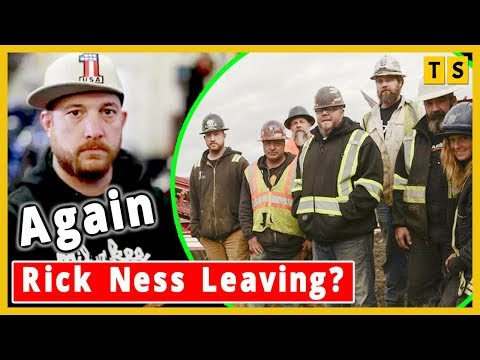 Discovery Not Paying Rick Ness & His Team In Gold Rush, Are They Quitting?