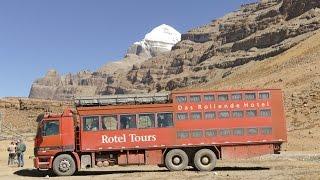 Rotel Tours: Expeditionsreise von Kirgistan über Kashgar nach Westtibet