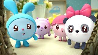 Малышарики – Фыр-Фыр   Новая Серия 180   Мультфильмы для детей