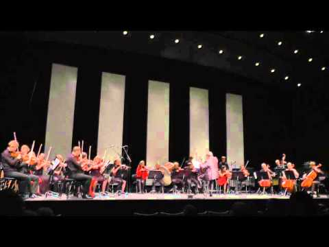 Zapolski Strings play G.Bizet-R.Shchedrin's Carmen Suite arr.for strings and percussion A.Zapolski