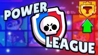 POWER LEAGUE! PUSH-ВАМЕ GOLD 3 С НОВИЯ МИ ОТБОР!  (COMPETITIVE)