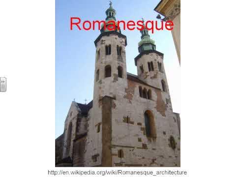 Romanesque vs Gothic Architecture