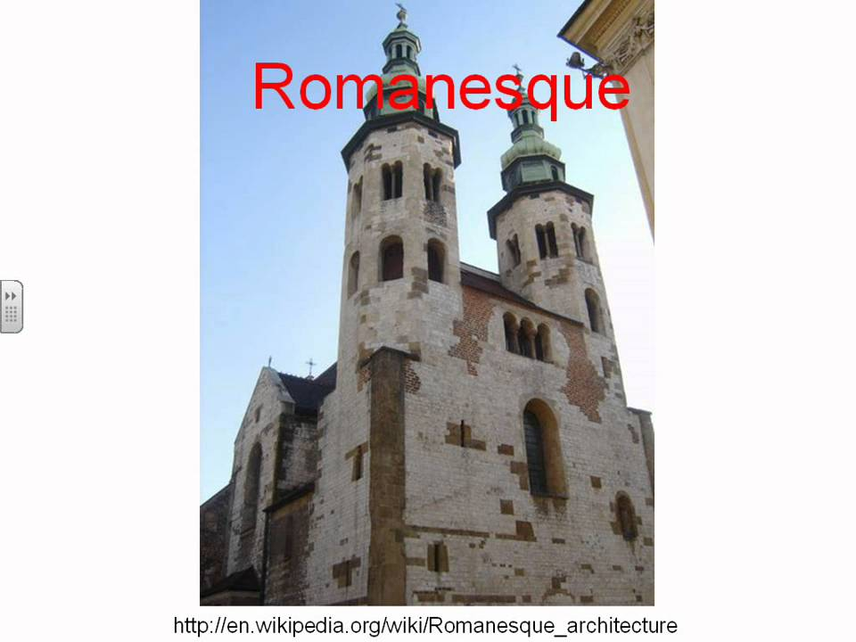 the defining features of romanesque architecture Other characteristics of early gothic architecture,  defining characteristics of gothic  character than romanesque in gothic architecture the pointed .