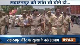 UP: Defying Yogi govt's orders, Rahul Gandhi heads to riot hit Saharanpur