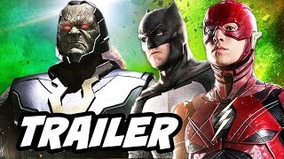Injustice 2 Gameplay Trailer Darkseid and Multiverse Story Mode Explained