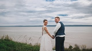 Jenny & Will's Wedding Film | Nashpoint Lighthouse