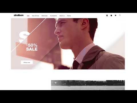 new product 7c334 14617 Strellson Gutschein » Rabatte & Codes für Oktober 2019 ...