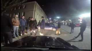 Drift pod Centrum Handlowym i ucieczka przed policją | Skutki braku toru