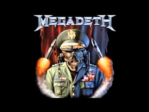 Megadeath - holy wars the punishment due