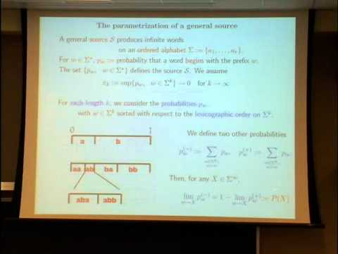 Information Theory: Models, Algorithms, Analysis
