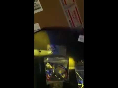 SpyderPops Sway Bar & LED Bumpskid unpacking