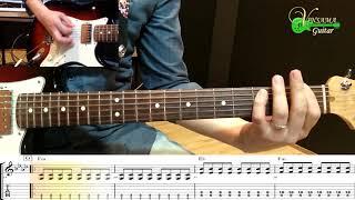 [아직도 어두운 밤인가봐] 전영록 - 기타(연주, 악보, 기타 커버, Guitar Cover, 음악 듣기) : 빈사마 기타 나라