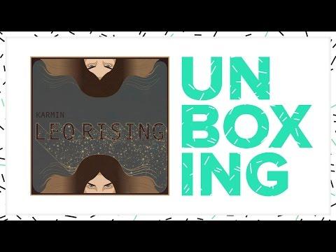 KARMIN - LEO RISING (Unboxing)