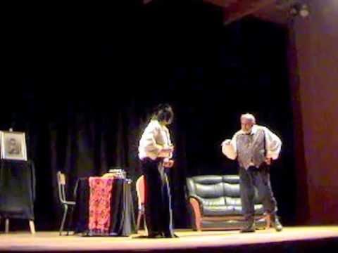 مسرحية (Le bureau ) الفرقة theatre de chambre من فرنسا
