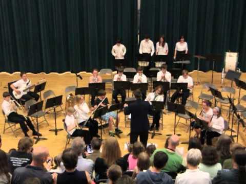 Wind Ensemble - Royal Tournament