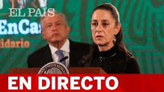 DIRECTO | Conferencia de la jefa de Gobierno de Ciudad de México, Claudia Sheinbaum