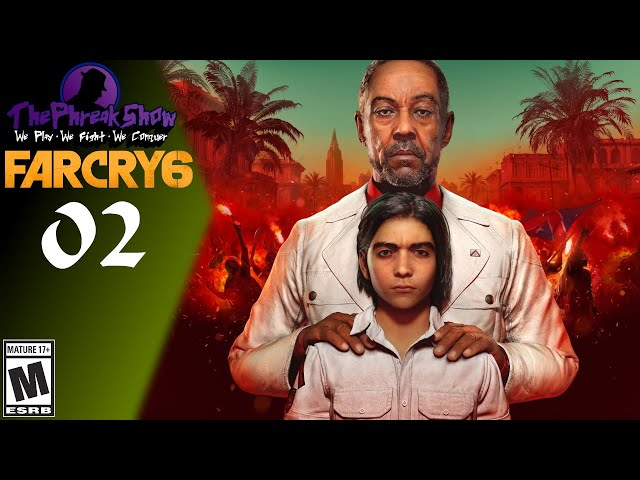 Let's Play Far Cry 6 - Part 2 - Guapo!