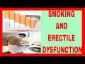Smoking And Erectile Dysfunction | Sexual Health Best Tips