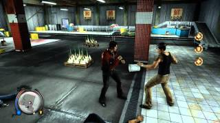 Sleeping Dogs (Story)  Part 13: Getting Payback
