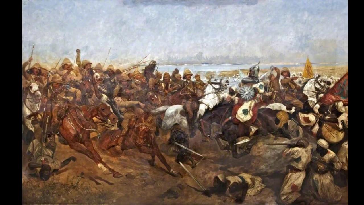 Battle Of Omdurman Youtube