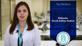 AYBÜ Tıp Fakültesi Öğrencisi Anlatıyor