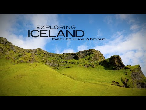 Iceland Part 1 - Reykjavik, The Golden Circle and The South Coast.