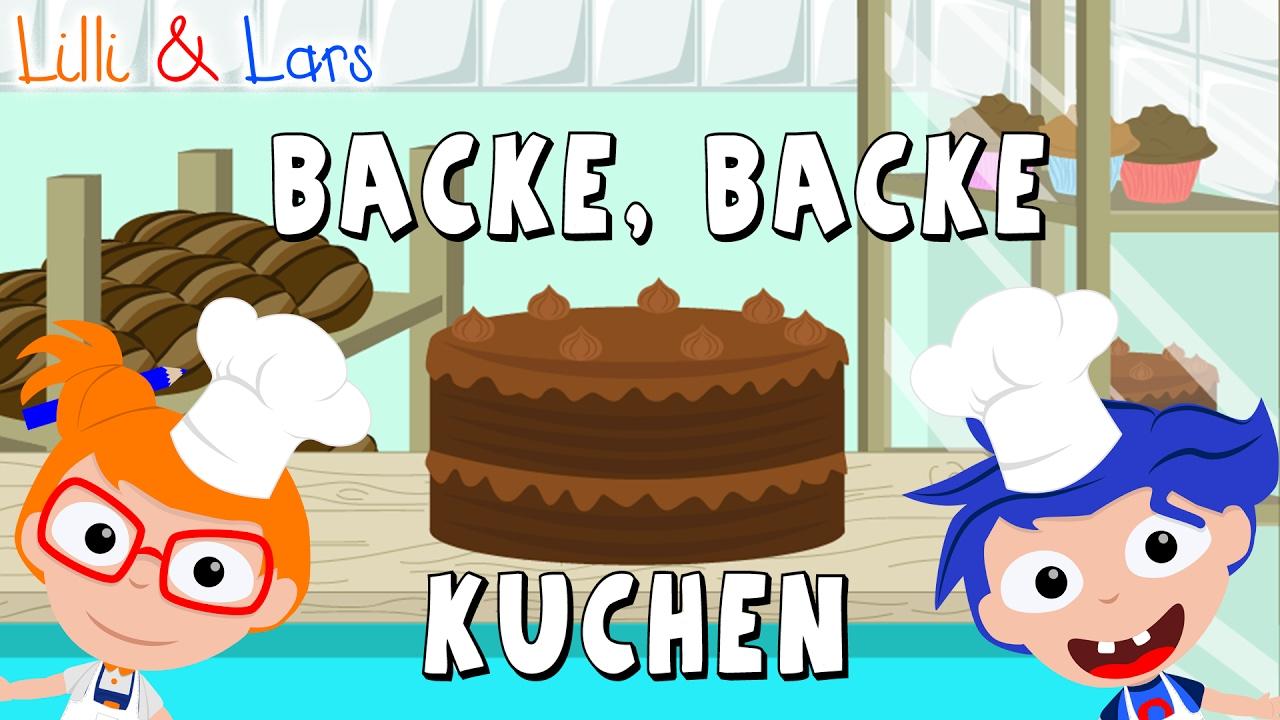 Backe Backe Kuchen Lied  Home Image Ideen